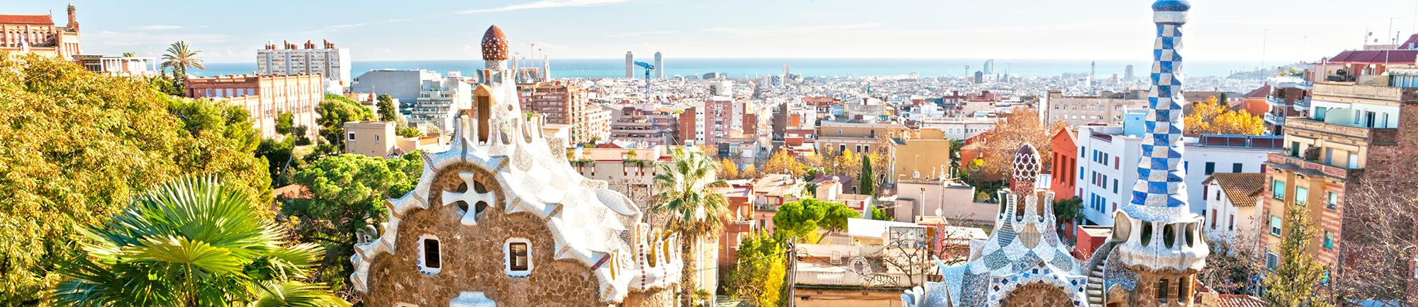 Scooter Rental in Barcelona