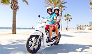 Recorre las islas con nuestro alquiler de motos
