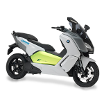BMW c-evolution 8kW 125cc o 300cc