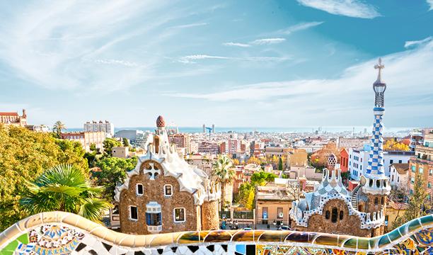Location de scooter à Barcelone
